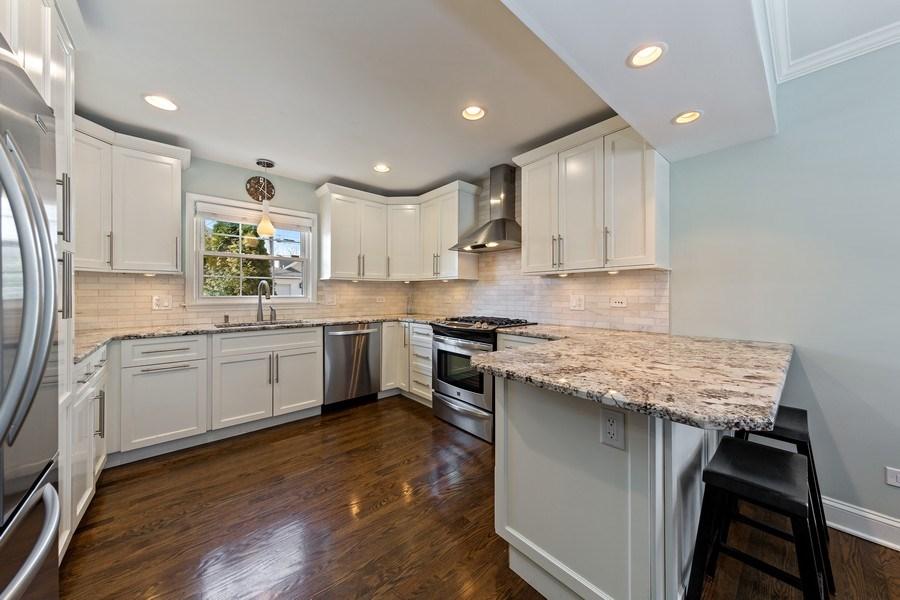 Real Estate Photography - 740 N. Stone Ave, La Grange Park, IL, 60526 - Kitchen