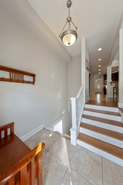Real Estate Photography - 136 S Catherine Ave, La Grange, IL, 60525 - Mudroom