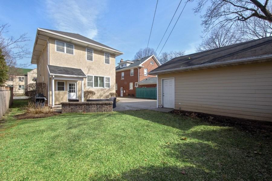 Real Estate Photography - 136 S Catherine Ave, La Grange, IL, 60525 - Rear View