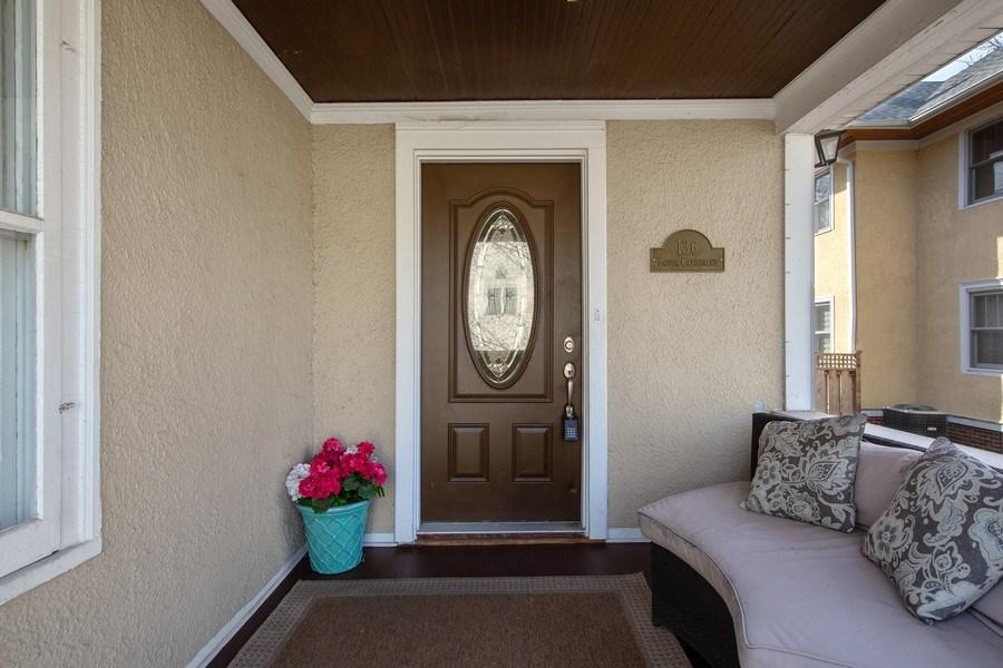 Real Estate Photography - 136 S Catherine Ave, La Grange, IL, 60525 - Porch