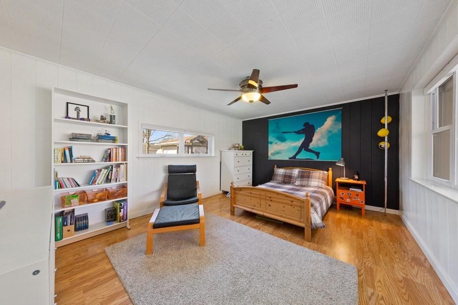 Real Estate Photography - 1144 Community Dr, La Grange Park, IL, 60526 - 2nd Bedroom