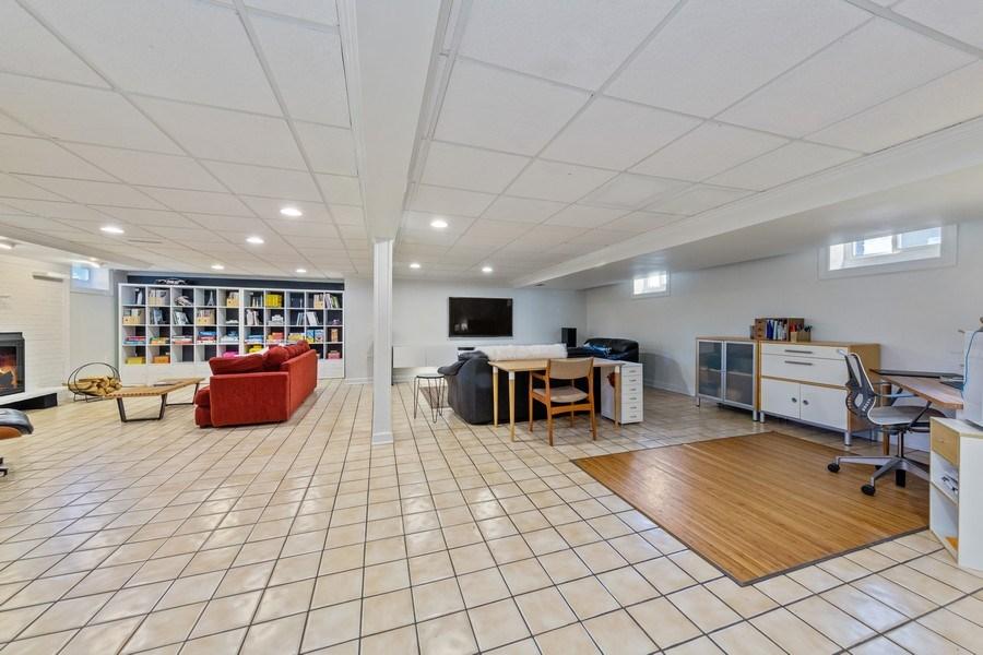 Real Estate Photography - 1144 Community Dr, La Grange Park, IL, 60526 - Lower Level