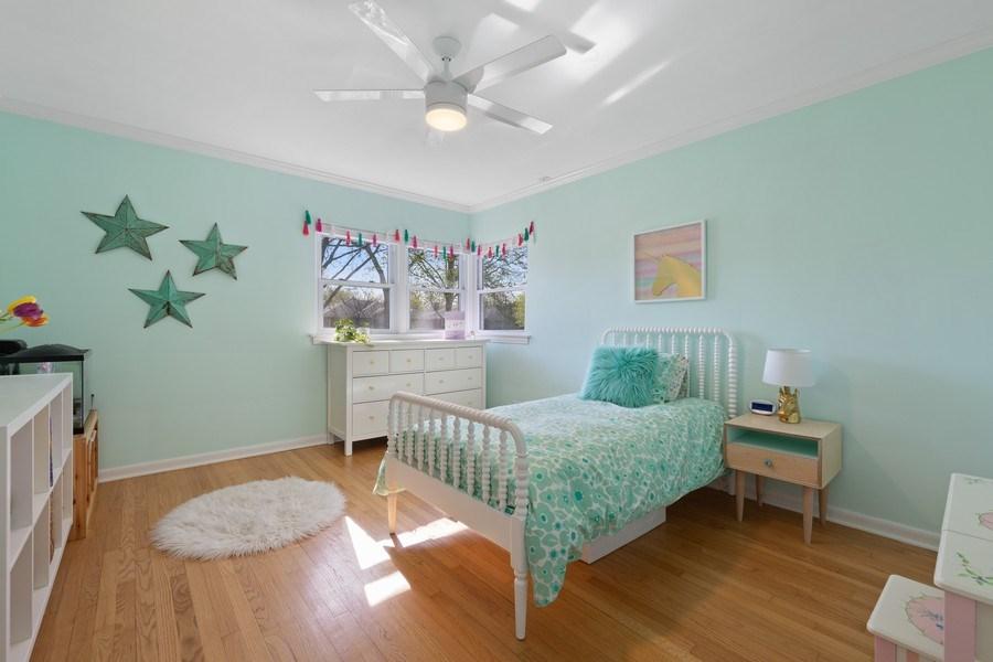 Real Estate Photography - 1144 Community Dr, La Grange Park, IL, 60526 - Bedroom