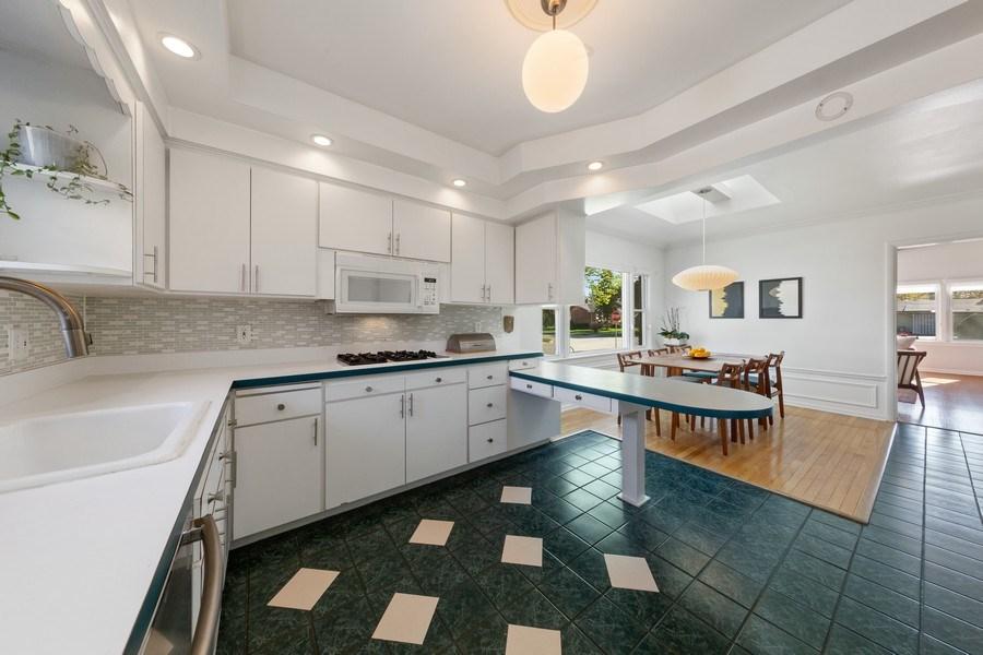Real Estate Photography - 1144 Community Dr, La Grange Park, IL, 60526 - Kitchen