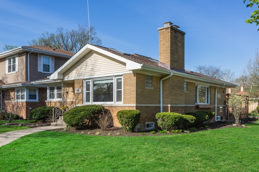 Real Estate Photography - 1144 Community Dr, La Grange Park, IL, 60526 - Front View