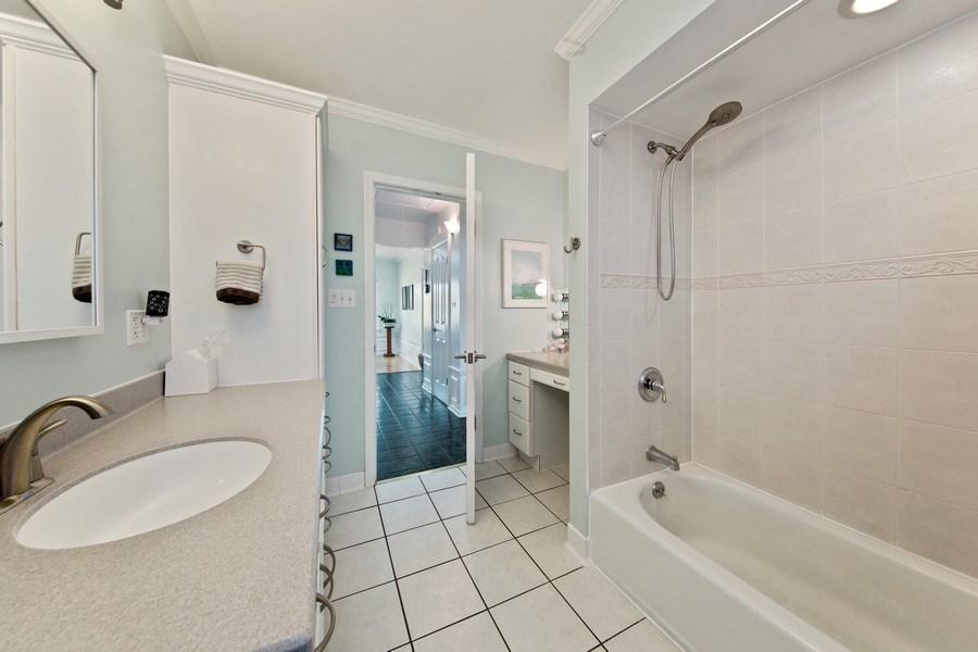 Real Estate Photography - 1144 Community Dr, La Grange Park, IL, 60526 - Bathroom