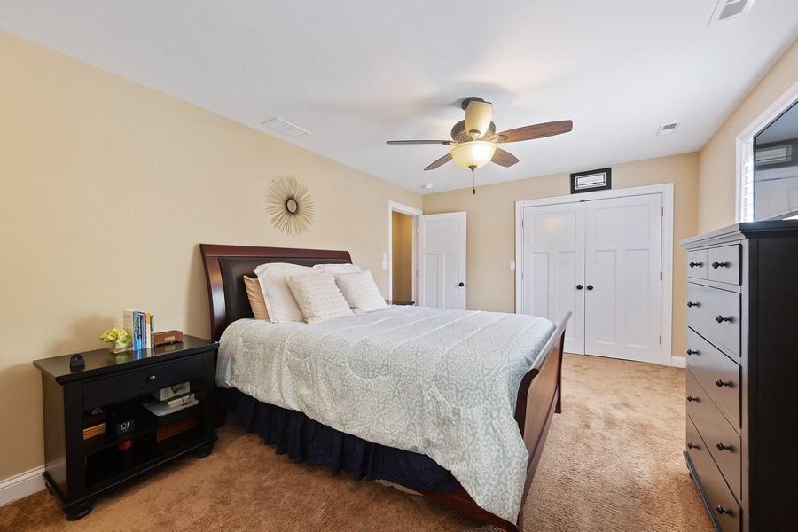 Real Estate Photography - 605 N Kensington Ave, La Grange Park, IL, 60526 - Master Bedroom
