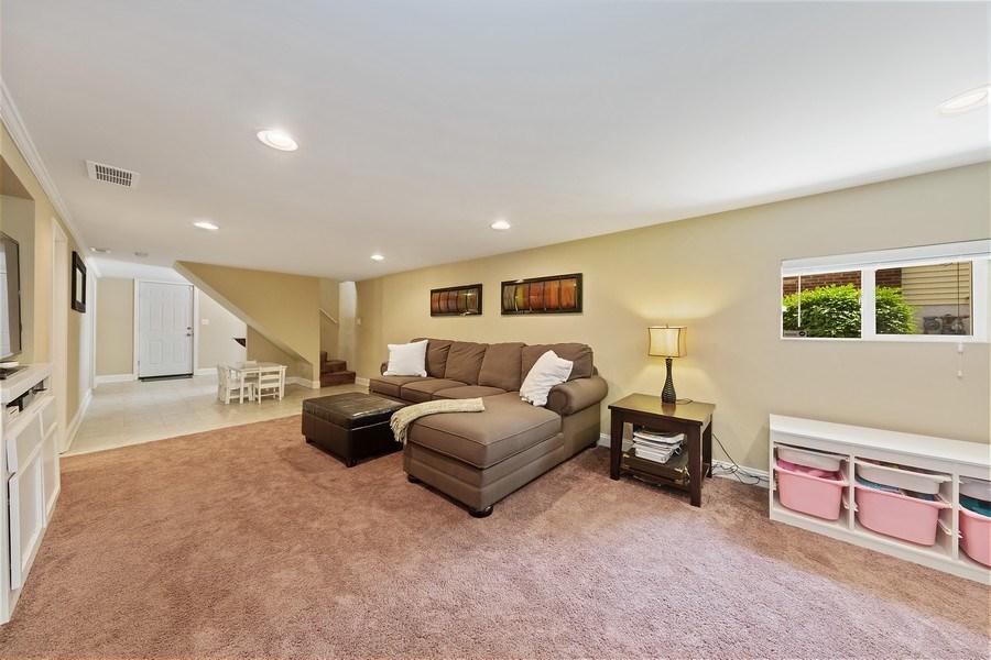 Real Estate Photography - 605 N Kensington Ave, La Grange Park, IL, 60526 - Lower Level
