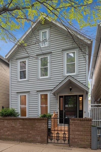 Real Estate Photography - 1652 N. Cleveland Ave., Chicago, IL, 60614 - Front View