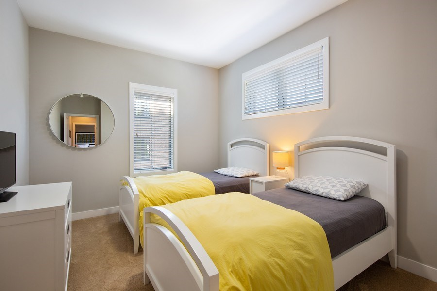 Real Estate Photography - 318 Pennsylvania Way, Oak Park, IL, 60302 - 2nd Bedroom