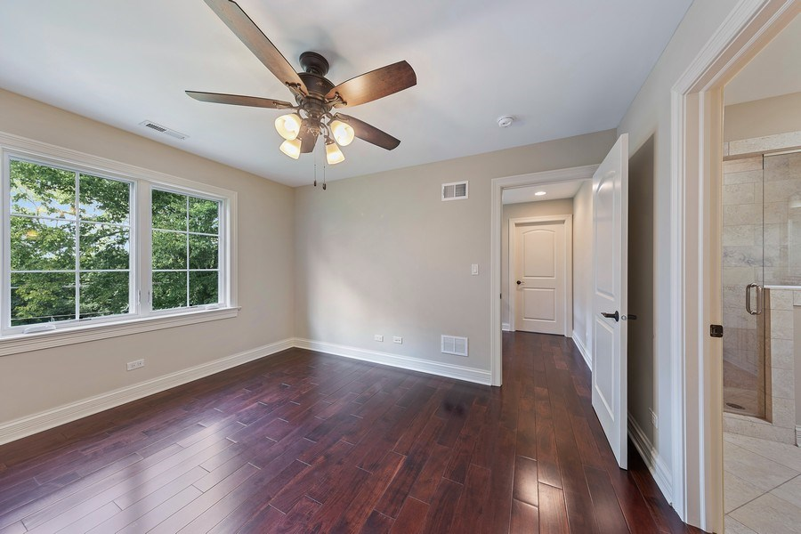 Real Estate Photography - 440 N Quincy St., Hinsdale, IL, 60521 - 4th Bedroom