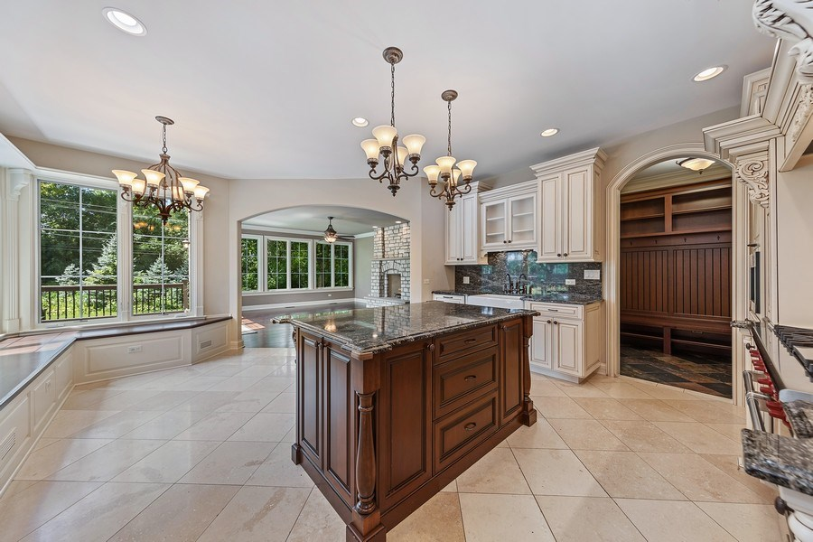 Real Estate Photography - 440 N Quincy St., Hinsdale, IL, 60521 - Kitchen