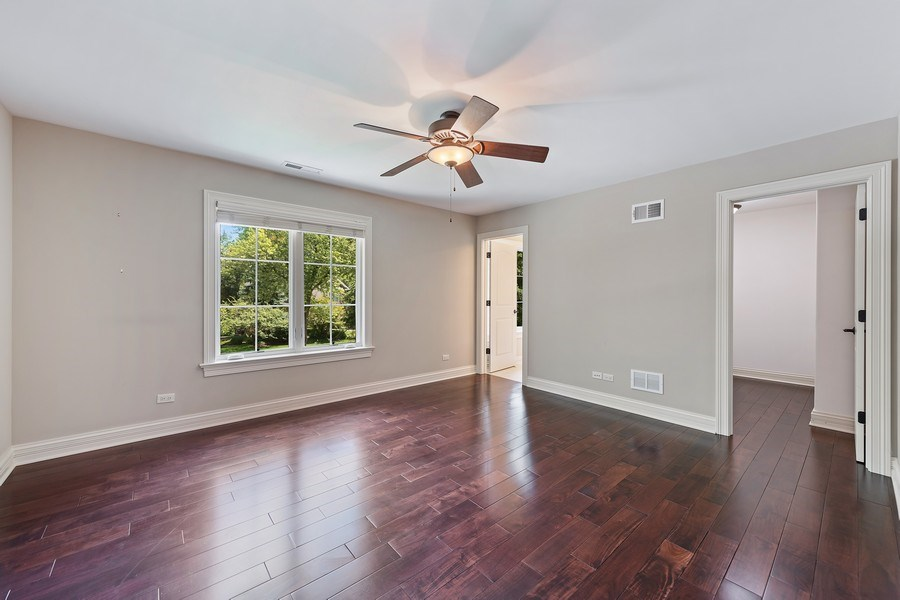 Real Estate Photography - 440 N Quincy St., Hinsdale, IL, 60521 - Bedroom