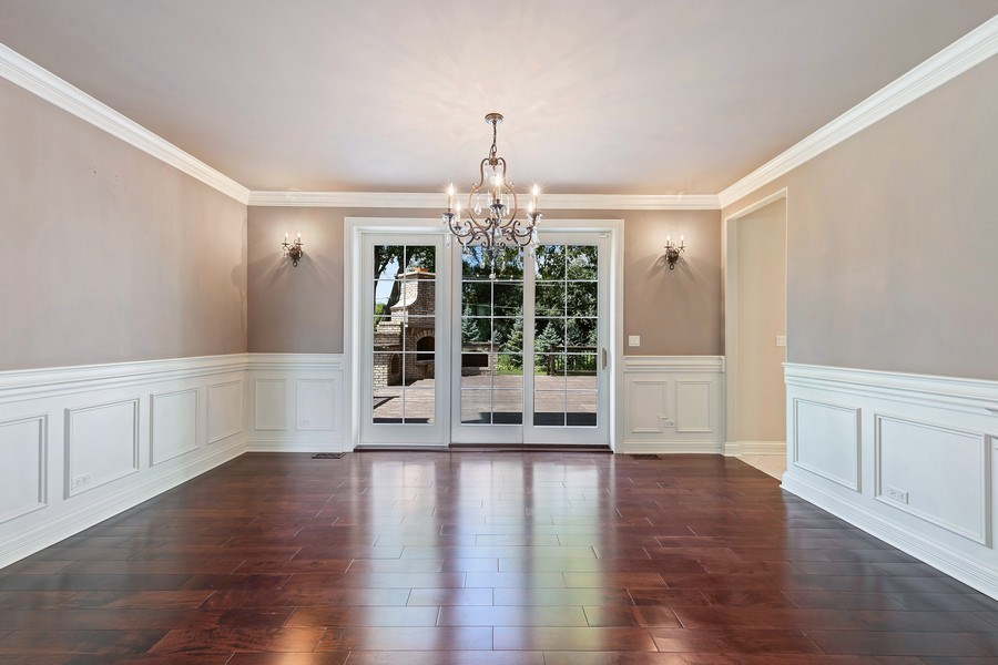 Real Estate Photography - 440 N Quincy St., Hinsdale, IL, 60521 - Dining Room