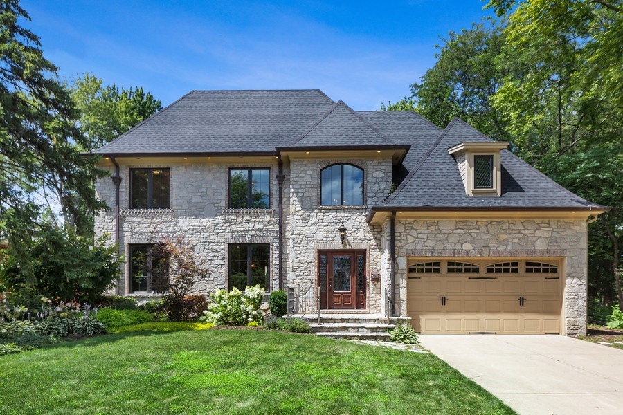 Real Estate Photography - 440 N Quincy St., Hinsdale, IL, 60521 - Front View