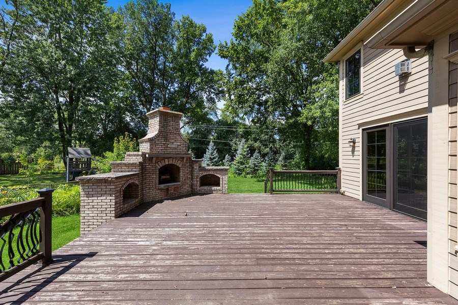 Real Estate Photography - 440 N Quincy St., Hinsdale, IL, 60521 - Patio