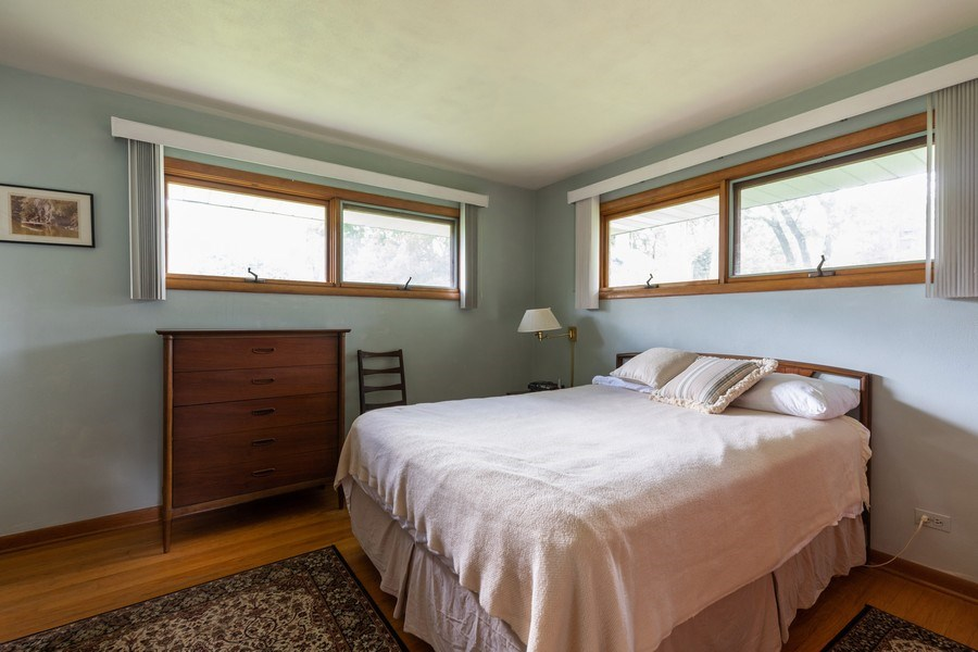 Real Estate Photography - 2505 Melrose Ave, Waukegan, IL, 60085 - Master Bedroom