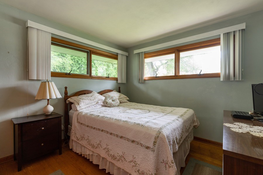 Real Estate Photography - 2505 Melrose Ave, Waukegan, IL, 60085 - 2nd Bedroom