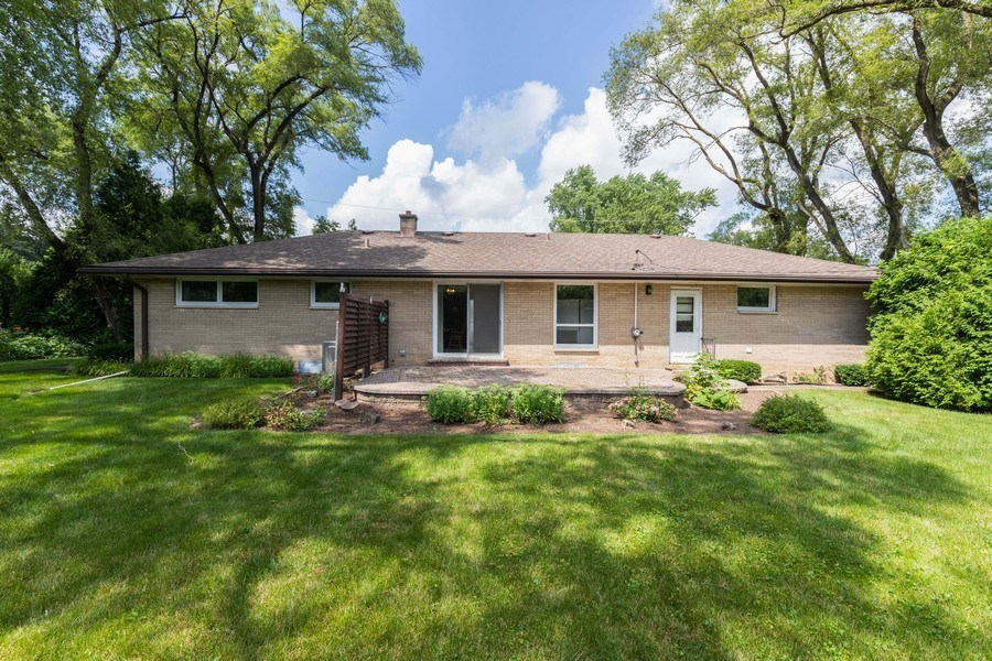 Real Estate Photography - 2505 Melrose Ave, Waukegan, IL, 60085 - Rear View