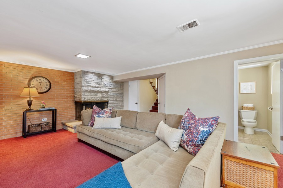 Real Estate Photography - 5124 Ellington, Western Springs, IL, 60558 - Lower Level