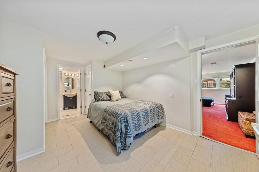 Real Estate Photography - 5124 Ellington, Western Springs, IL, 60558 - Bedroom