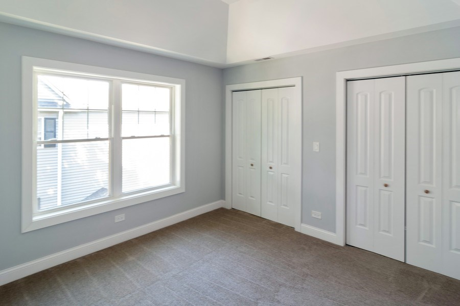 Real Estate Photography - 204 Fairbank, Riverside, IL, 60546 - 2nd Bedroom