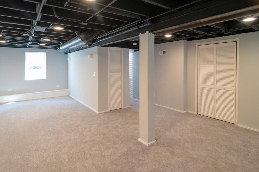 Real Estate Photography - 204 Fairbank, Riverside, IL, 60546 - Basement