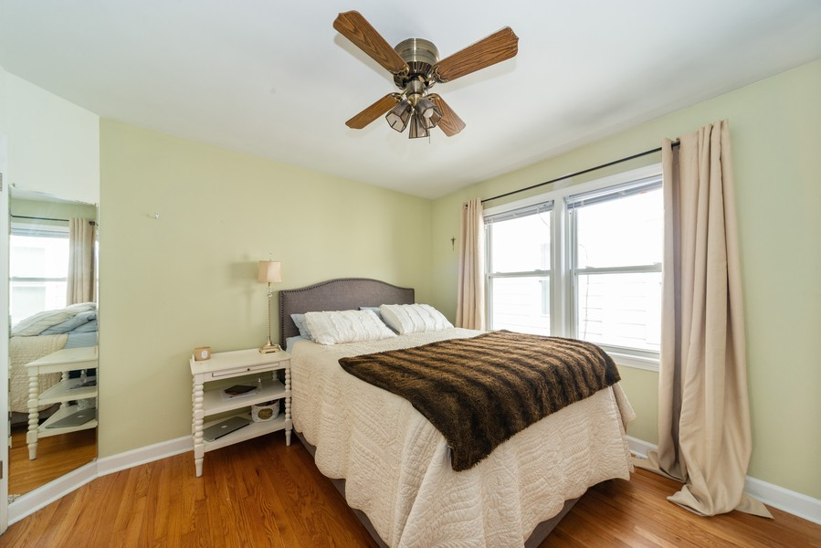Real Estate Photography - 5367 N. Lynch Ave., Chicago, IL, 60634 - Master Bedroom
