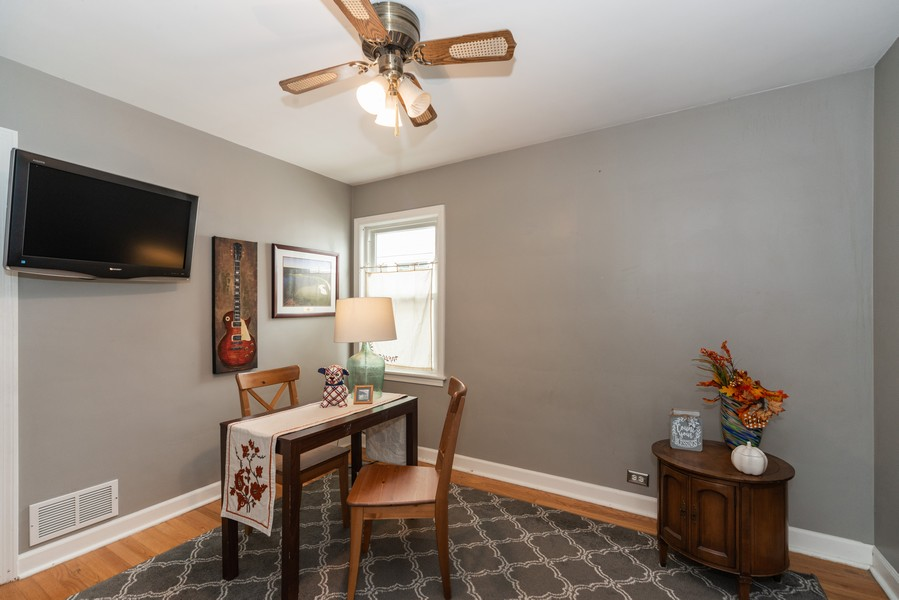 Real Estate Photography - 5367 N. Lynch Ave., Chicago, IL, 60634 - 2nd Bedroom