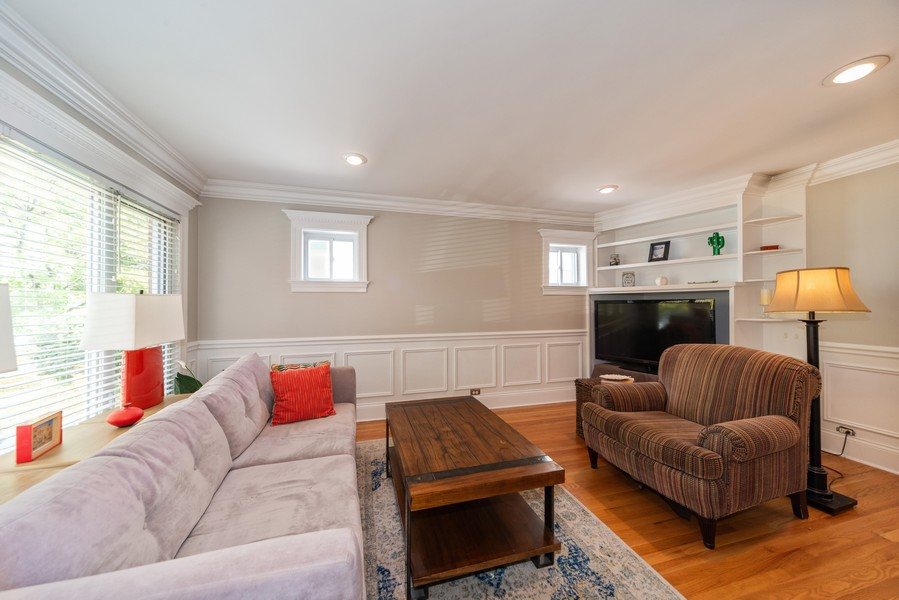 Real Estate Photography - 5367 N. Lynch Ave., Chicago, IL, 60634 - Living Room