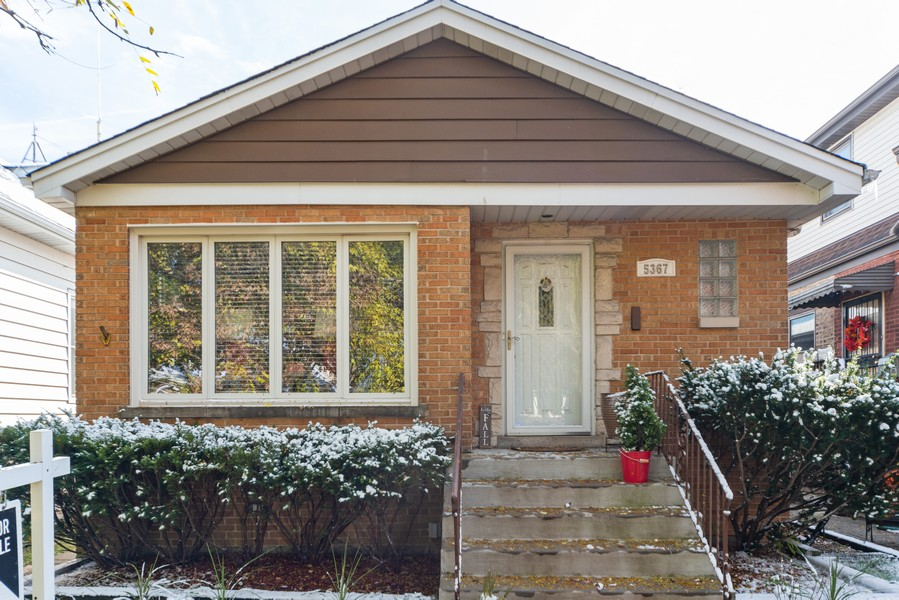 Real Estate Photography - 5367 N. Lynch Ave., Chicago, IL, 60634 - Front View