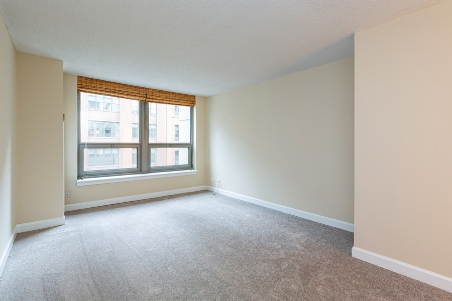 Real Estate Photography - 440 N. Wabash, #505, Chicago, IL, 60611 - Master Bedroom