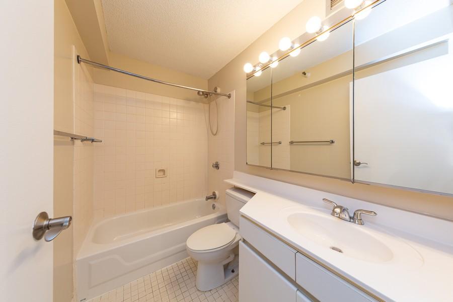 Real Estate Photography - 440 N. Wabash, #505, Chicago, IL, 60611 - Bathroom