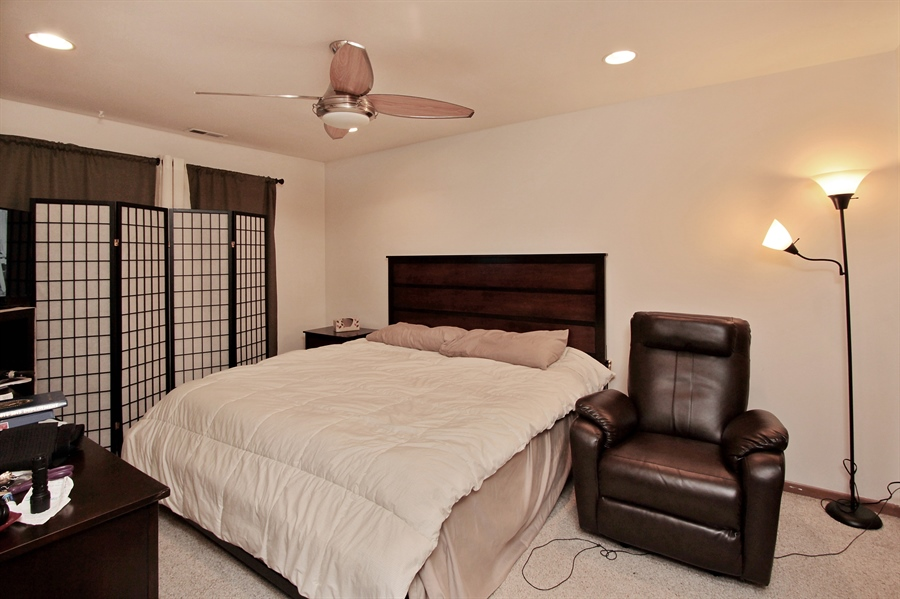 Real Estate Photography - 4484 Brighton Ct, Gurnee, IL, 60031 - Master Bedroom