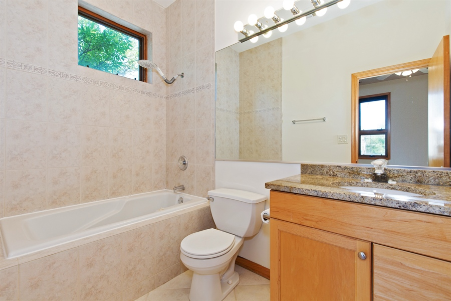 Real Estate Photography - 2136 W Monroe, Unit 203, Chicago, IL, 60612 - Master Bathroom