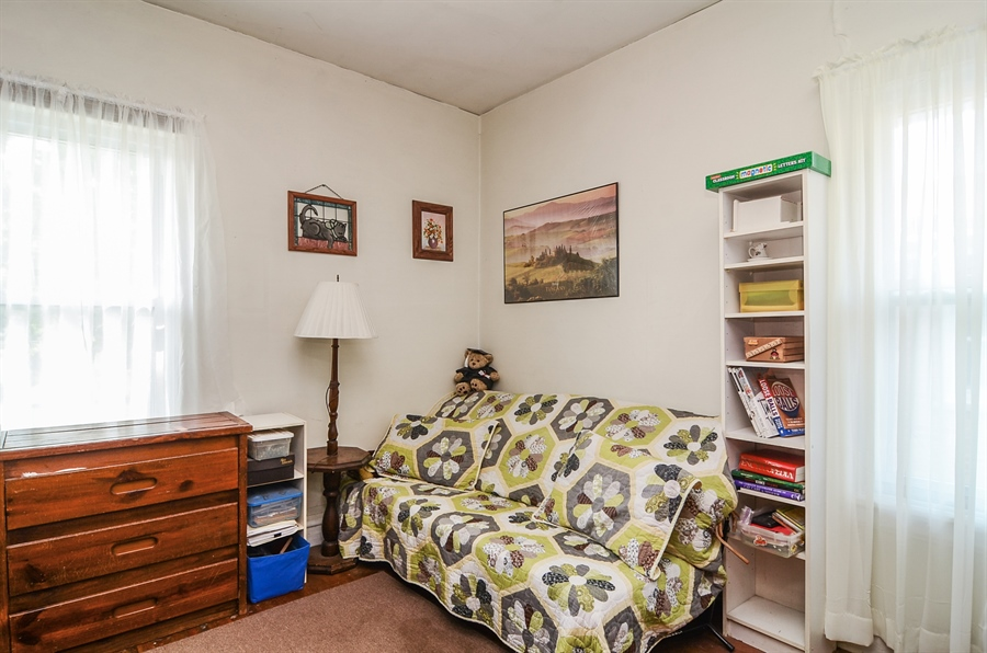 Real Estate Photography - 3818 N Lawndale, Chicago, IL, 60618 - 2nd Bedroom