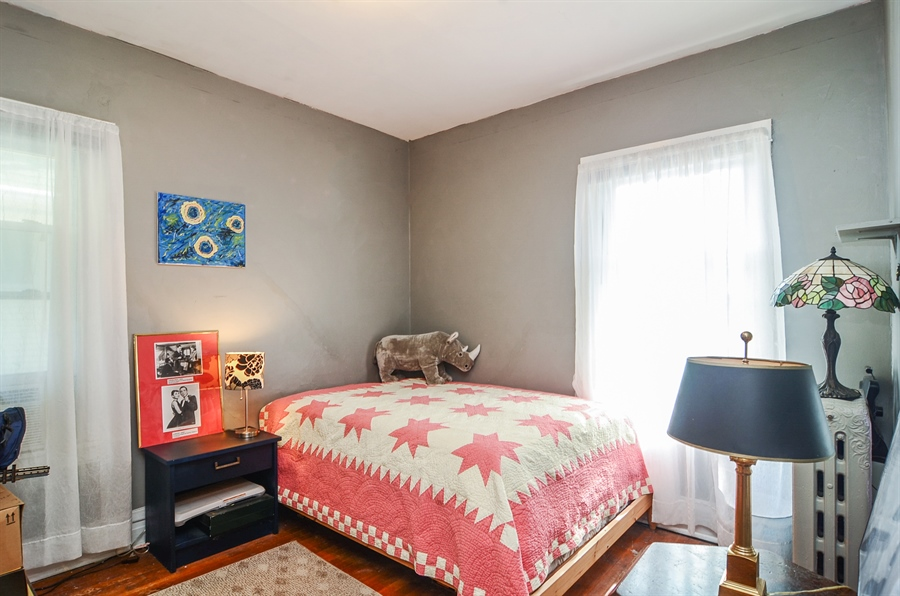 Real Estate Photography - 3818 N Lawndale, Chicago, IL, 60618 - 3rd Bedroom