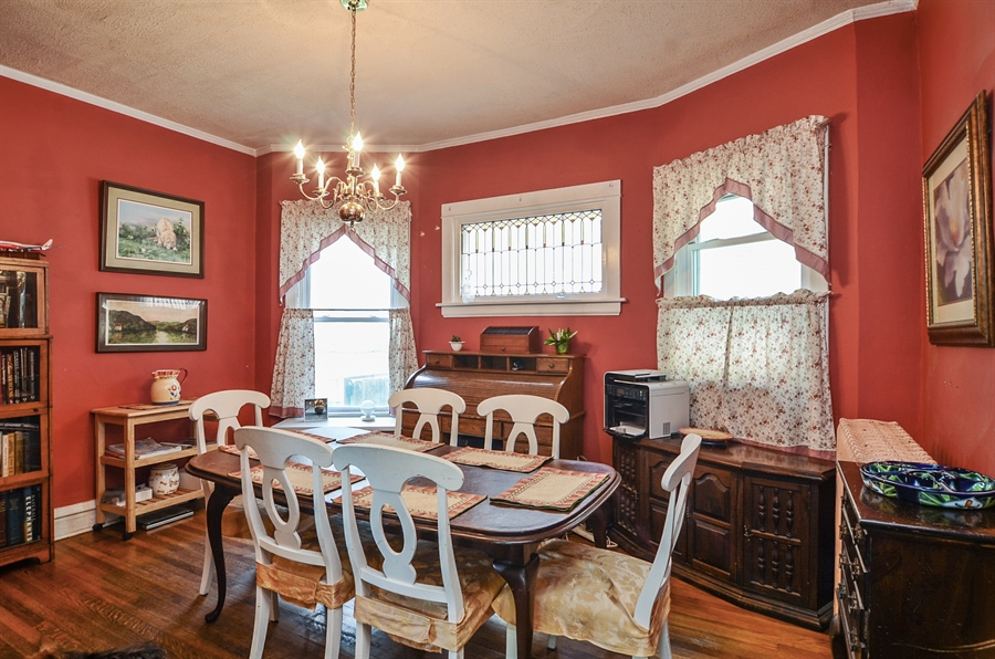 Real Estate Photography - 3818 N Lawndale, Chicago, IL, 60618 - Dining Room
