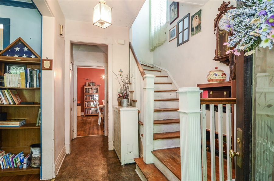 Real Estate Photography - 3818 N Lawndale, Chicago, IL, 60618 - Foyer