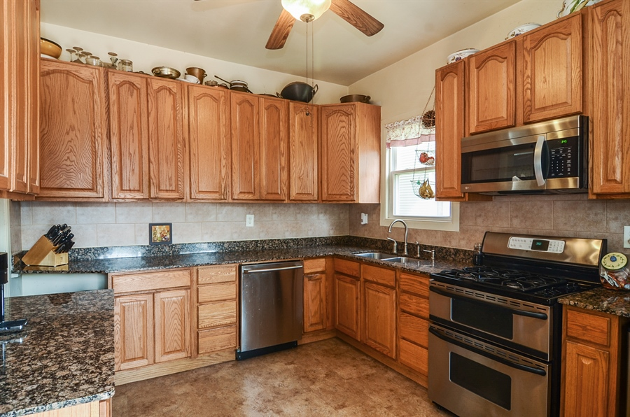 Real Estate Photography - 3818 N Lawndale, Chicago, IL, 60618 - Kitchen