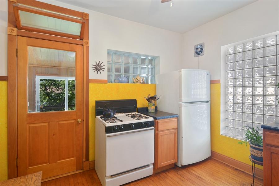Real Estate Photography - 4733 W Addison, Chicago, IL, 60618 - Kitchen