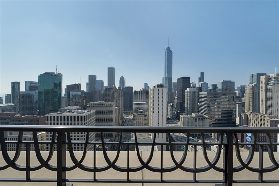 Real Estate Photography - 118 E Erie, unit 38 L, Chicago, IL, 60611 - View