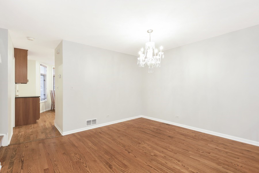 Real Estate Photography - 1251 W Fletcher L, Chicago, IL, 60657 - Dining Room