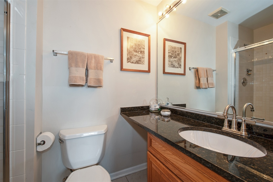 Real Estate Photography - 1251 W Fletcher L, Chicago, IL, 60657 - 2nd Bathroom