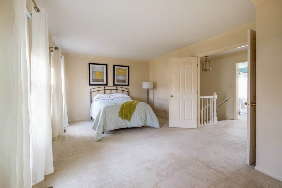 Real Estate Photography - 9025 Lincolnwood, Evanston, IL, 60203 - 2nd Bedroom