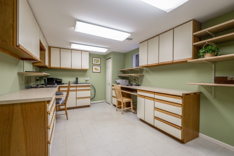 Real Estate Photography - 9025 Lincolnwood, Evanston, IL, 60203 - Basement