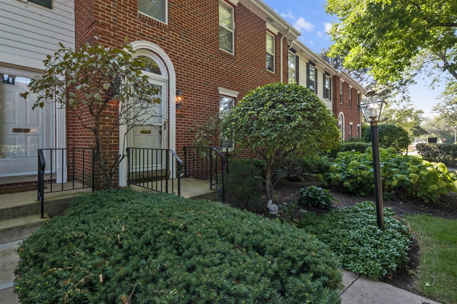Real Estate Photography - 9025 Lincolnwood, Evanston, IL, 60203 - Entrance