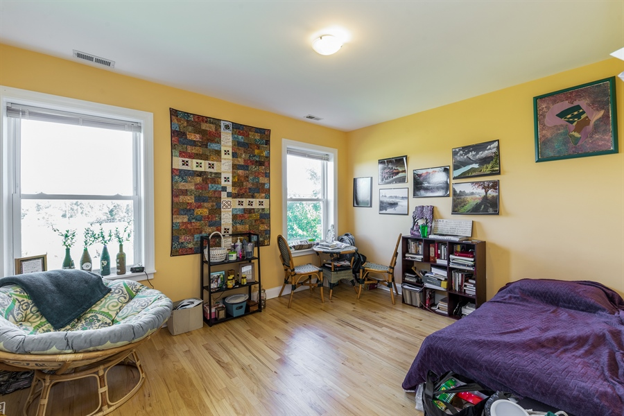 Real Estate Photography - 6511 N Oakley Ave, chicago, IL, 60645 - Bedroom