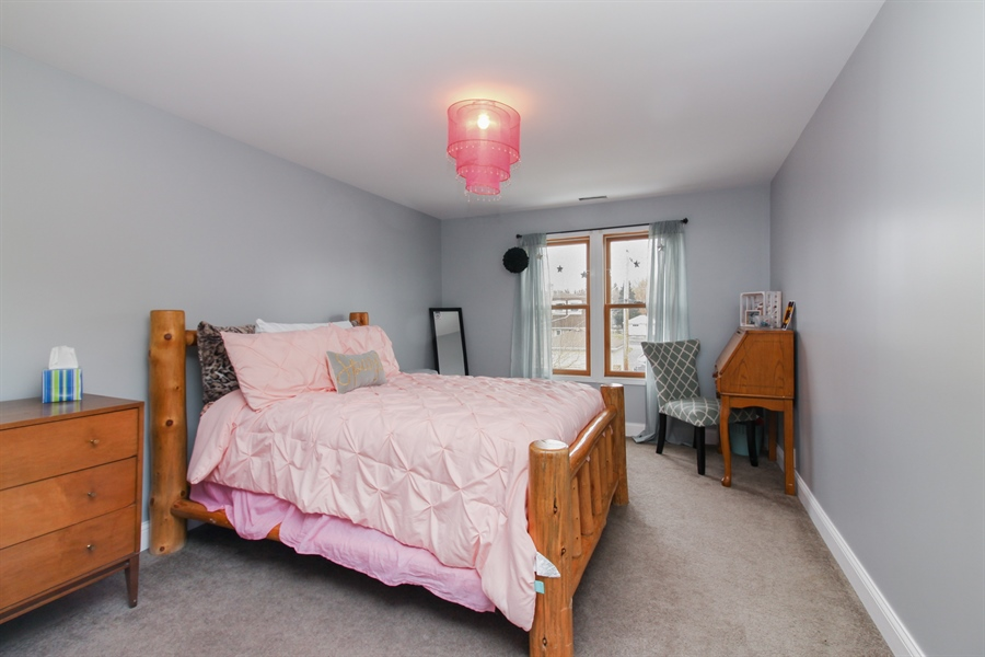 Real Estate Photography - 426 Gierz, Downers Grove, IL, 60515 - 2nd Bedroom