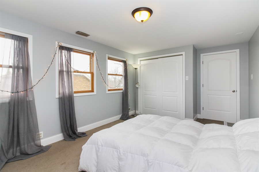 Real Estate Photography - 426 Gierz, Downers Grove, IL, 60515 - 3rd Bedroom